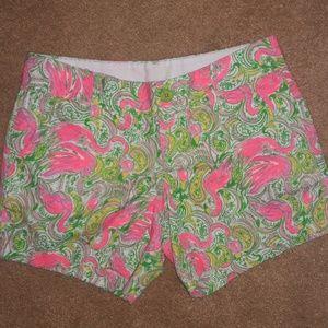 """Lilly Pulitzer Callahan 5"""" shorts"""